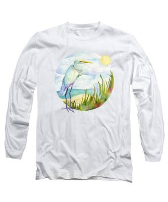 Sand Long Sleeve T-Shirts