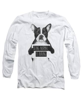 Dog Long Sleeve T-Shirts