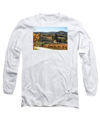 Benziger Winery Long Sleeve T-Shirt