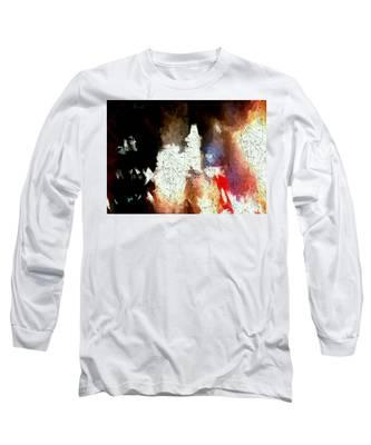 Boston Night Long Sleeve T-Shirt