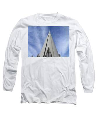 Cityscape Long Sleeve T-Shirts