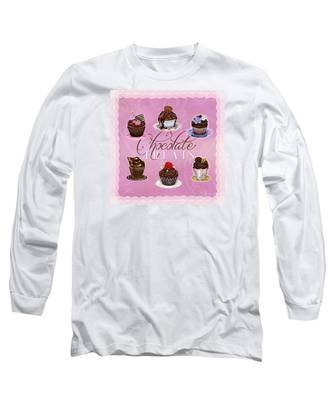 Chocolate Treats Long Sleeve T-Shirt