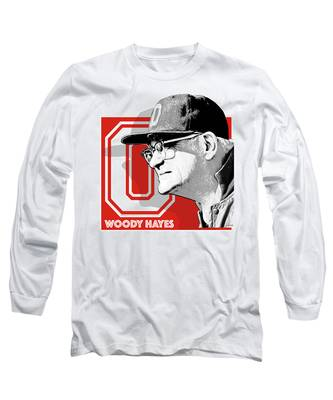 Coach Woody Hayes Long Sleeve T-Shirt