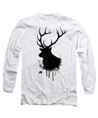 Antlers Long Sleeve T-Shirts