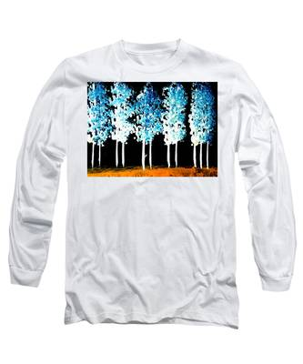 Forest Of Nightmares  Long Sleeve T-Shirt