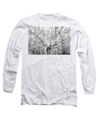 Frosted Long Sleeve T-Shirt