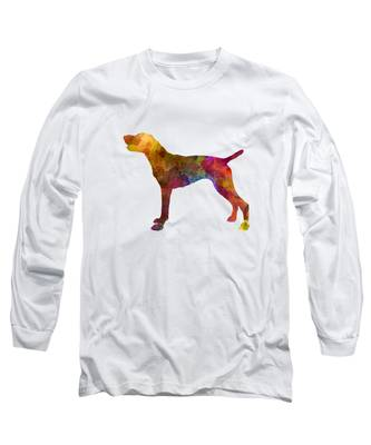 Pointer Dog Long Sleeve T-Shirts