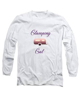 Glamping Gals Long Sleeve T-Shirt