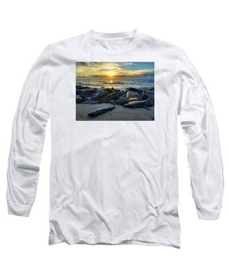 Glowing Rocks Long Sleeve T-Shirt