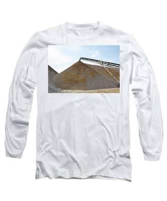 Gravel Mountain Long Sleeve T-Shirt