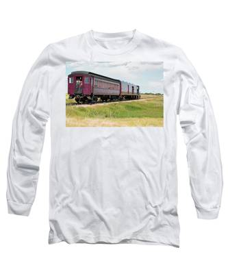 Heading To Town Long Sleeve T-Shirt