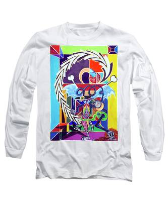 Just Me, Myself And Eye Long Sleeve T-Shirt