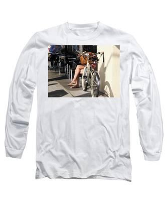 Leg Power - On Montana Avenue Long Sleeve T-Shirt
