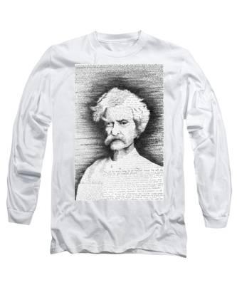 Impressionist Long Sleeve T-Shirts