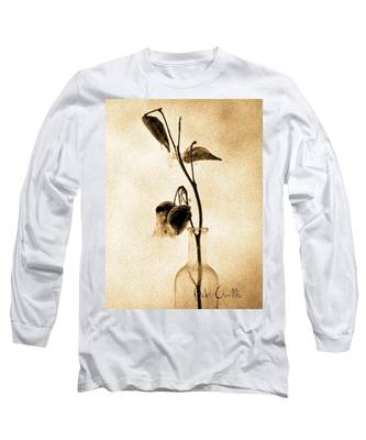 Milk Weed In A Bottle Long Sleeve T-Shirt