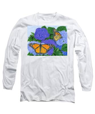 Shabby Chic Long Sleeve T-Shirts