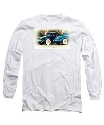 Nice Wheels Long Sleeve T-Shirt
