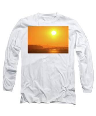 Oregon Sunrise Long Sleeve T-Shirt