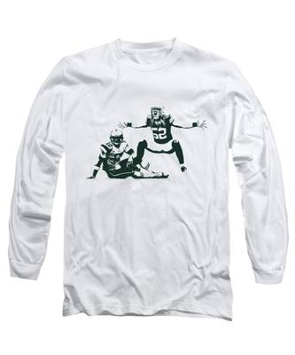 Tom Brady Long Sleeve T-Shirts