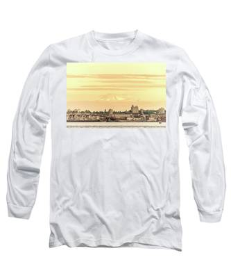 Port Of Vancouver Long Sleeve T-Shirt