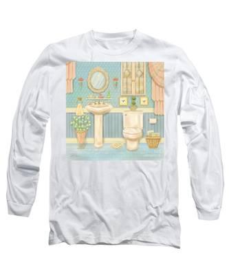 Pretty Bathrooms Iv Long Sleeve T-Shirt