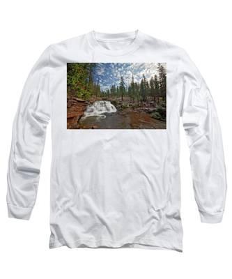 Provo River Falls Long Sleeve T-Shirt