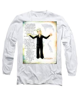 Sailor's Prayer Long Sleeve T-Shirt