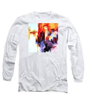 Seven Steps Long Sleeve T-Shirt