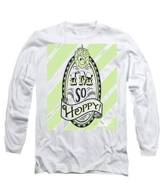 So Hoppy Long Sleeve T-Shirt