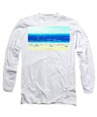 Sunday At Bondi Long Sleeve T-Shirt