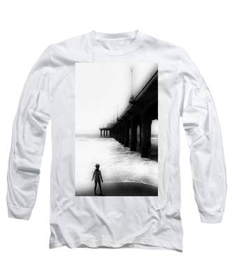 Testing The Waters Long Sleeve T-Shirt