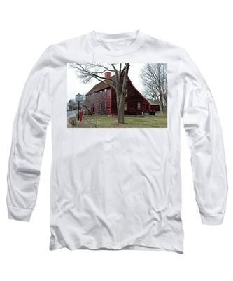 The Deane Winthrop House Long Sleeve T-Shirt