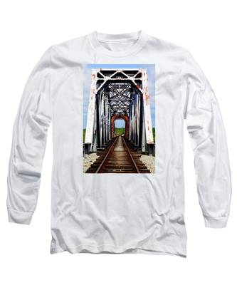 The Way Is Clear Long Sleeve T-Shirt