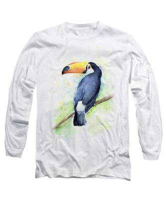 Tropical Long Sleeve T-Shirts