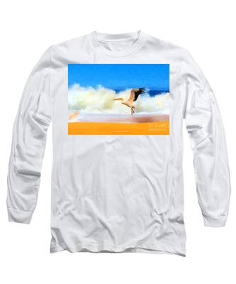 Touch Down Long Sleeve T-Shirt