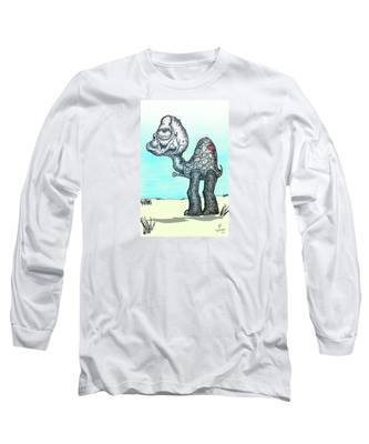 Trappedinflesh Long Sleeve T-Shirts