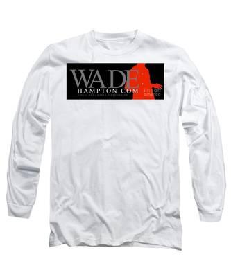 Wadehampton.com Long Sleeve T-Shirt