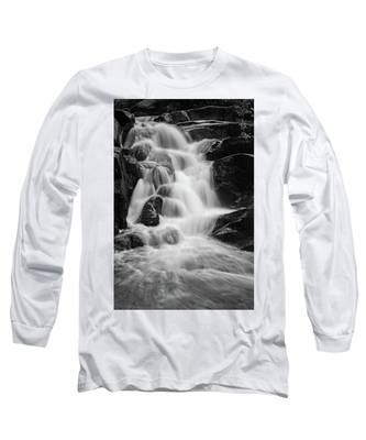 water stair close to the Heinrich Heine hiking way, Harz Long Sleeve T-Shirt