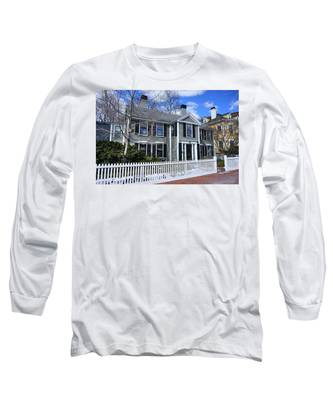 Waterhouse House In Cambridge Long Sleeve T-Shirt