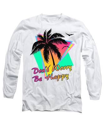 South Beach Long Sleeve T-Shirts