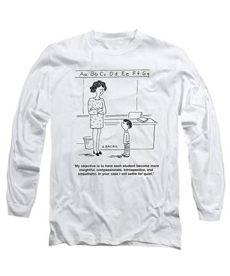 Empathetic Long Sleeve T-Shirts