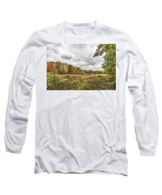 Autumn Has Been Found In Michigan Long Sleeve T-Shirt
