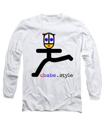Babe Runner Long Sleeve T-Shirt