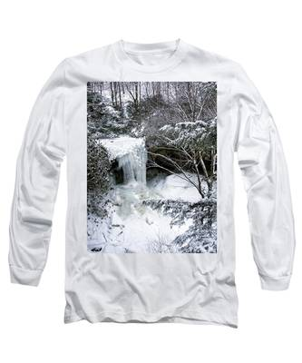 Cucumber In Winter Long Sleeve T-Shirt