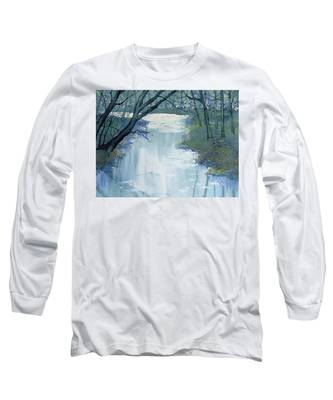 Dazzle On The Derwent Long Sleeve T-Shirt