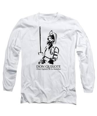 Dry Brush Long Sleeve T-Shirts