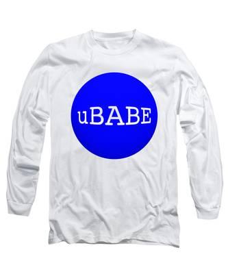 Eight Ball Blue Long Sleeve T-Shirt