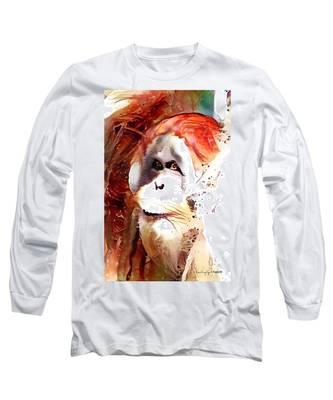 Endangered Long Sleeve T-Shirt