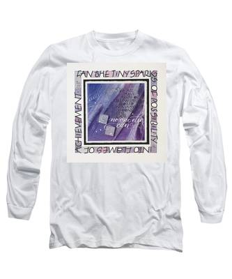 Fan The Sparks Long Sleeve T-Shirt