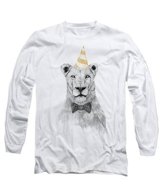Party Long Sleeve T-Shirts